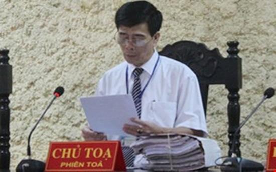 Truy tố nguyên Phó Chánh án ra bản án trái pháp luật - ảnh 1