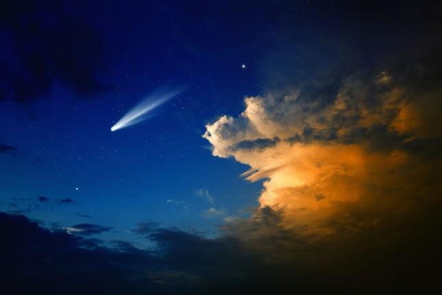 Sao chổi hai đuôi Catalina sẽ tiệm cận trái đất vào ngày 12/1/2016 - ảnh 3