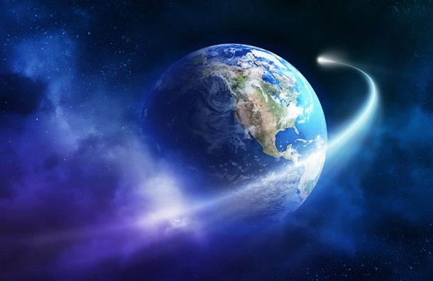Sao chổi hai đuôi Catalina sẽ tiệm cận trái đất vào ngày 12/1/2016 - ảnh 2