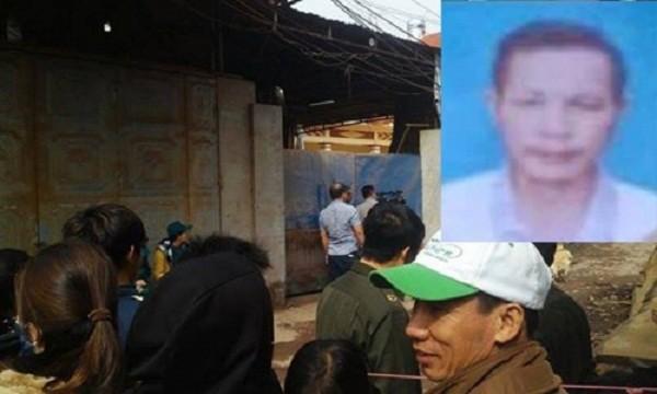 Vụ thảm án ở Hà Nội: Lộ diện nghi phạm thứ 2 - ảnh 1