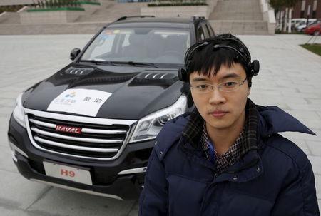Trung Quốc thử nghiệm  xe hơi điều khiển bằng ý nghĩ - ảnh 3
