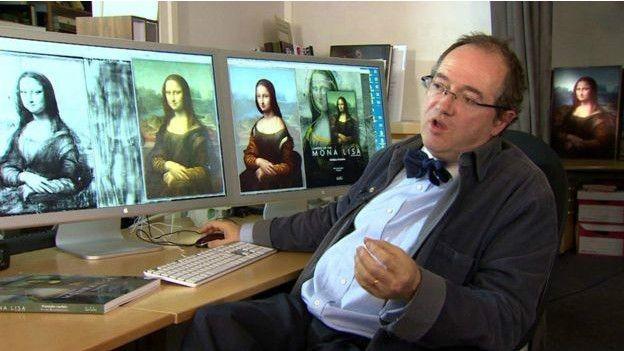 Xuất hiện một chân dung khác ẩn dưới bức họa Mona Lisa nổi tiếng? - ảnh 2