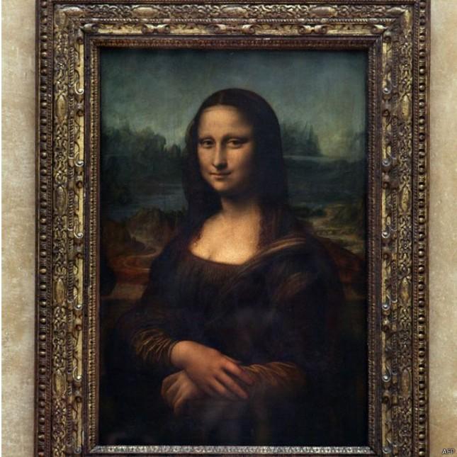 Xuất hiện một chân dung khác ẩn dưới bức họa Mona Lisa nổi tiếng? - ảnh 1