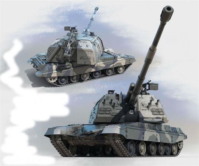 Khám phá sức mạnh bất khả chiến bại của 'vua pháo tự hành' Msta-S - ảnh 1