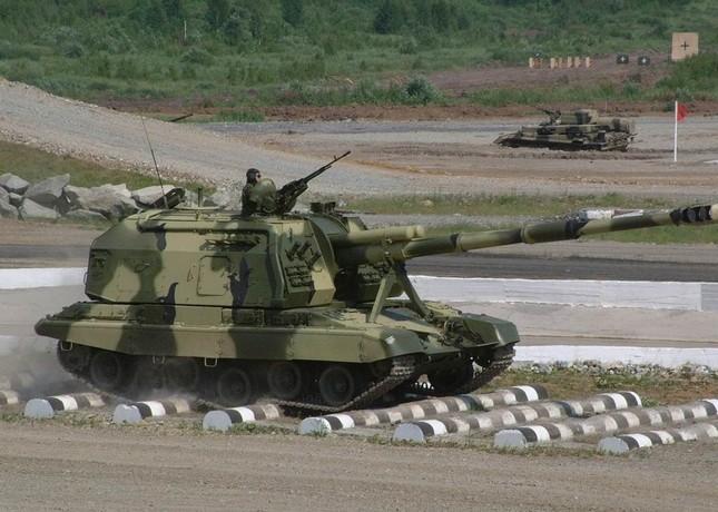 Khám phá sức mạnh bất khả chiến bại của 'vua pháo tự hành' Msta-S - ảnh 4