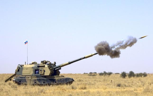 Khám phá sức mạnh bất khả chiến bại của 'vua pháo tự hành' Msta-S - ảnh 5