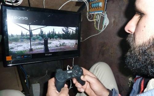 Các loại vũ khí tự chế độc nhất vô nhị của quân nổi dậy Syria - ảnh 6