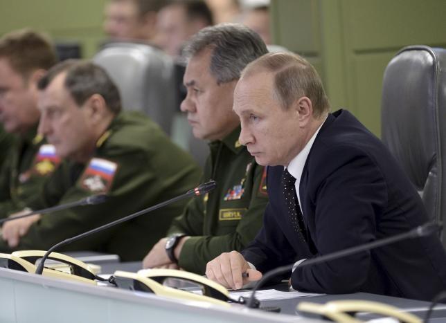 Nga lần đầu tiên phóng tên lửa từ tàu ngầm tiêu diệt IS tại Syria - ảnh 1