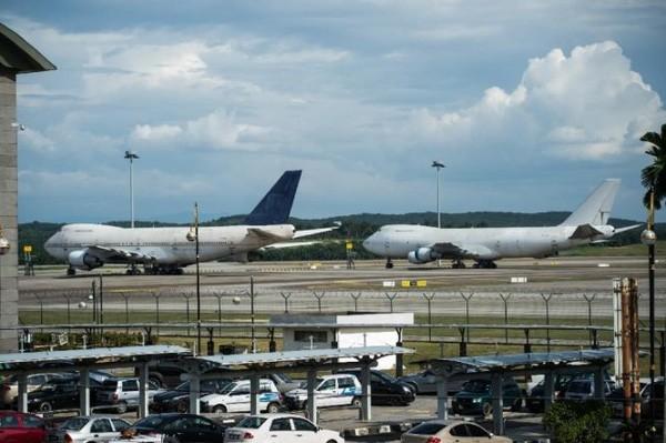 Bí ẩn 3 máy bay Boeing vô chủ bị 'bỏ rơi' tại Malaysia - ảnh 1