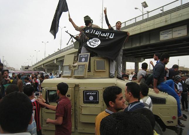 Dàn vũ khí khủng của IS khiến người xem cảm thấy lạnh gáy - ảnh 3