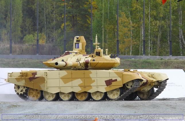 Nga điều T-90MS đến Syria để chế áp tên lửa TOW của phiến quân? - ảnh 2