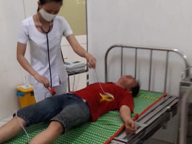 Vĩnh Long: Người dân phải nhập viện do ngộ độc khí lạ - ảnh 1
