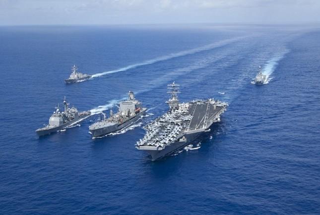 Tài liệu mới tiết lộ nỗi lo sợ của Hải quân Mỹ - ảnh 1