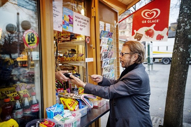 Xã hội không tiền mặt ở Thụy Điển - ảnh 1
