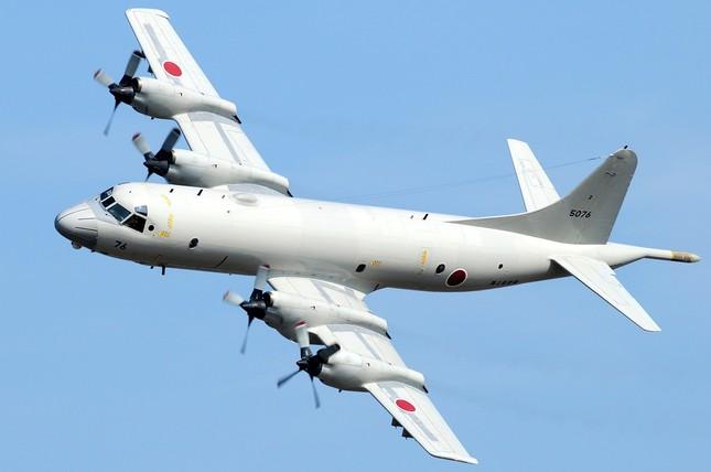 Nhật Bản điều máy bay P-3C tuần tra Biển Đông - ảnh 1