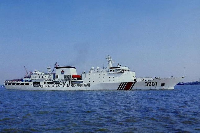 Trung Quốc sẽ đưa tàu tuần tra lớn nhất thế giới đến Biển Đông? - ảnh 1
