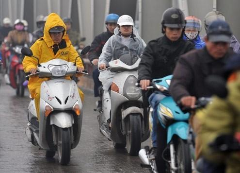 Dự báo thời tiết ngày 11/1: Miền Bắc mưa rét, có nơi dưới 15 độ - ảnh 1