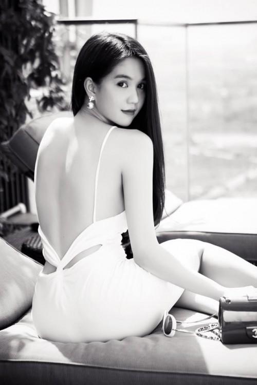 Elly Trần tái xuất gợi cảm, Ngọc Trinh khoe lưng trần nuột nà - ảnh 5