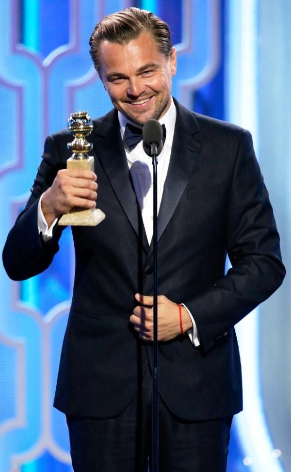 Leonardo DiCaprio: Tiền bạc, danh vọng không phải thước đo hạnh phúc - ảnh 1