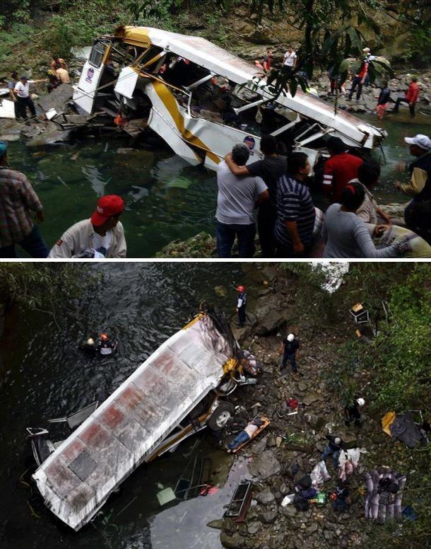Tai nạn xe buýt Mexico: 16 cầu thủ và cổ động viên thiệt mạng - ảnh 2