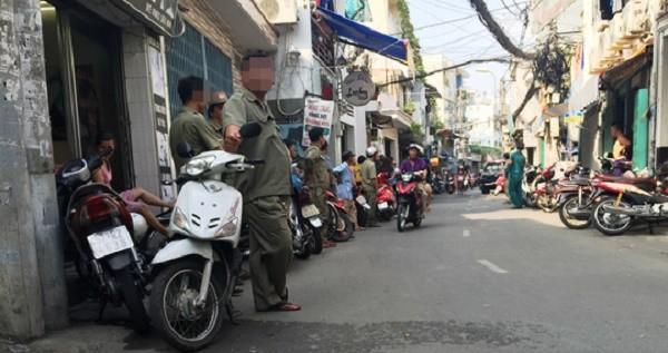 Hàng trăm cảnh sát bao vây, bắt trùm ma túy ở Sài Gòn - ảnh 1