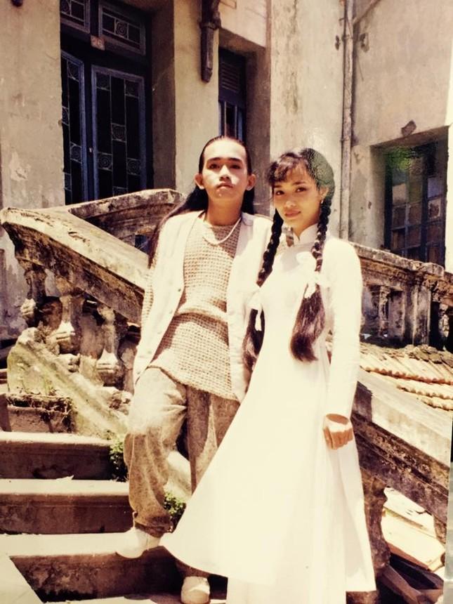 Hé lộ hình ảnh chưa từng công bố của Mai Thu Huyền và Minh Thuận - ảnh 3