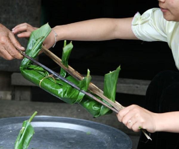 Rêu nướng - đặc sản có 1 không 2 - ảnh 1