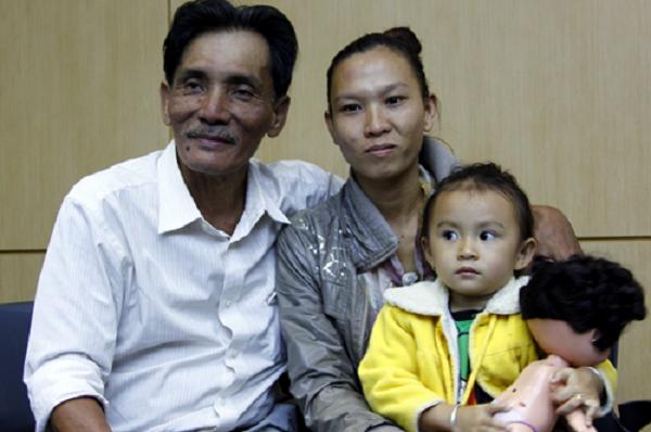 Thương Tín chưa làm hôn thú với vợ kém 30 tuổi - ảnh 1