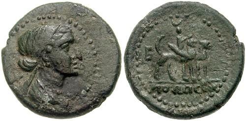 Thực hư nhan sắc kiều diễm của nữ hoàng Ai Cập Cleopatra - ảnh 2