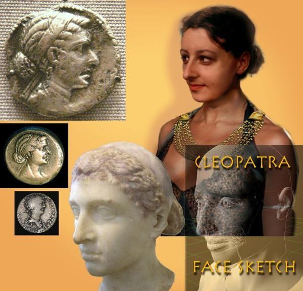 Thực hư nhan sắc kiều diễm của nữ hoàng Ai Cập Cleopatra - ảnh 3