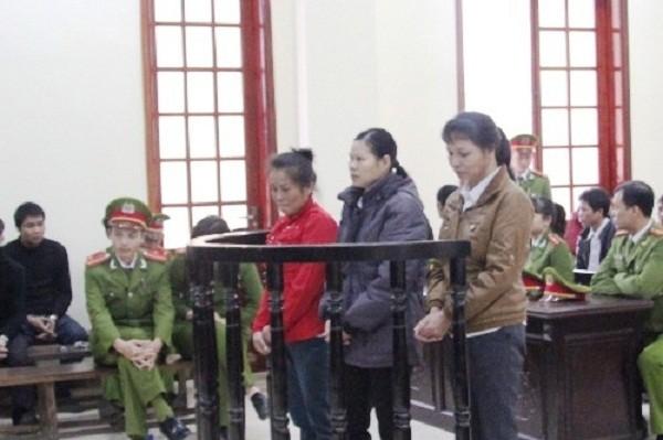 Dì ghẻ bán con chồng sang Trung Quốc, lãnh án 2 năm tù - ảnh 1