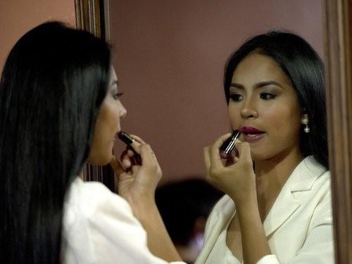 Sự khốc liệt trong lò luyện Hoa hậu ở Philippines - ảnh 4
