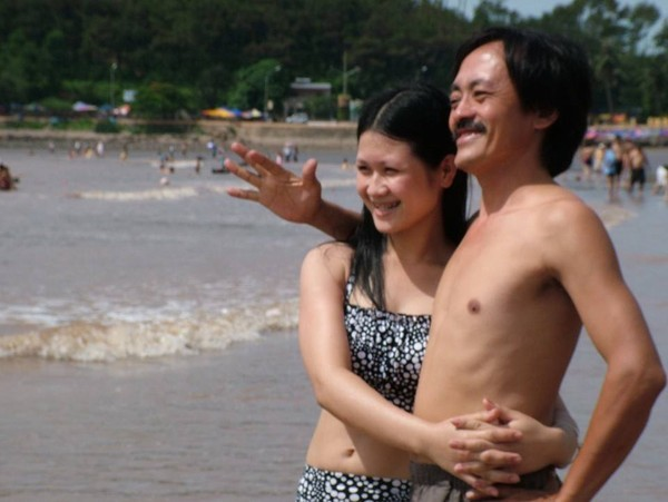 Những quý ông Việt lấy vợ trẻ kém... 30 tuổi - ảnh 3