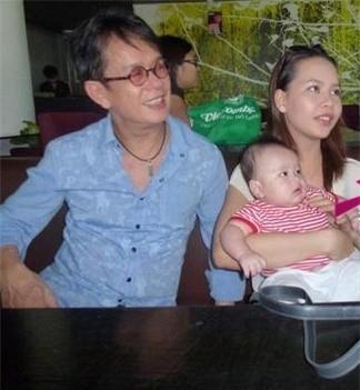 Những quý ông Việt lấy vợ trẻ kém... 30 tuổi - ảnh 4