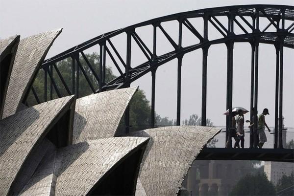 Những công trình nổi tiếng thế giới bị Trung Quốc làm nhái - ảnh 12