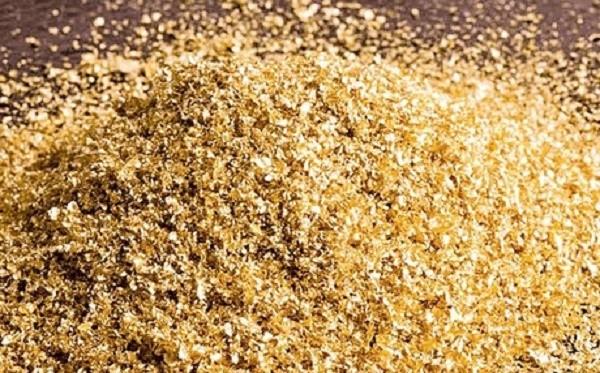 Dùng hỗn hợp 'vàng bột' để qua mắt hải quan - ảnh 1