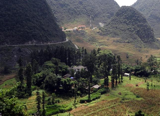 Lạc bước vào 'lâu đài' bí ẩn nhất cao nguyên đá Đồng Văn - ảnh 1