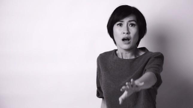 Kathy Uyên tung clip thể hiện '50 sắc thái cảm xúc' - ảnh 2