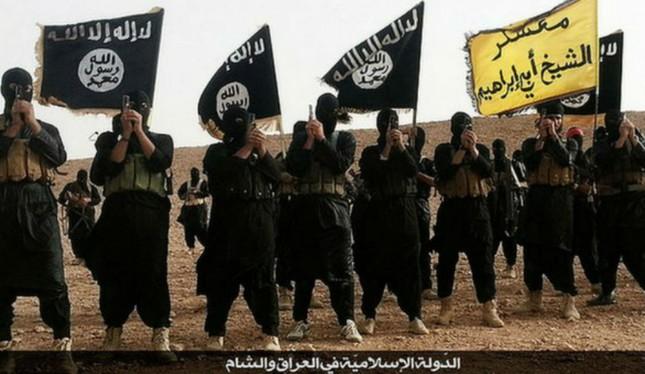 Số lượng phiến quân IS tăng đột biến - ảnh 1