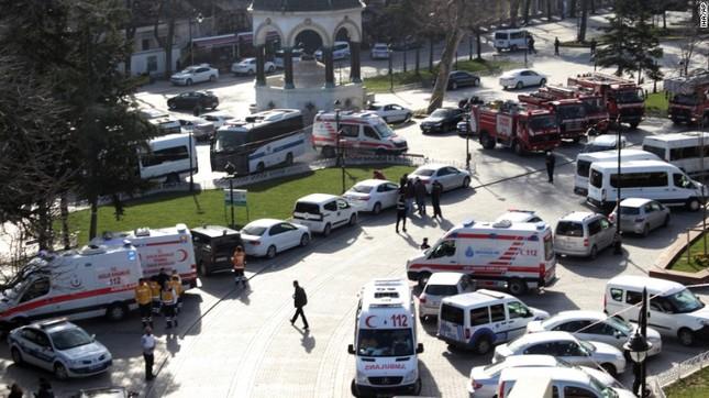 Nhà Trắng: Khủng bố tại Thổ Nhĩ Kỳ là tội ác ghê tởm - ảnh 1