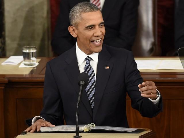 Thông điệp liên bang của Tổng thống Obama: Cần nhổ tận gốc quân IS - ảnh 3