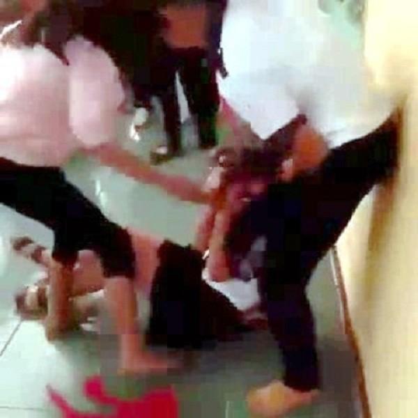Nữ sinh đánh nhau ở Huế: Phụ huynh không ngờ con gái mình là 'đả nữ' - ảnh 2