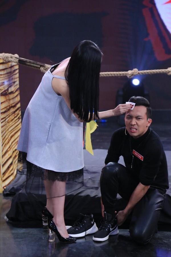 Trấn Thành không ngại hôn Mai Hồ dù tuyên bố chia tay - ảnh 1