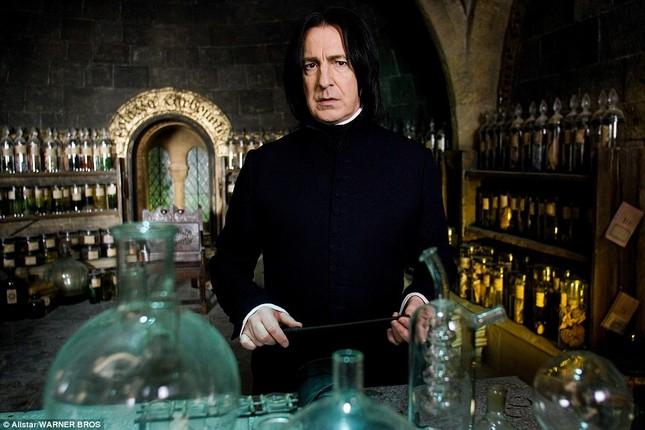 Cuộc đời trầm lặng của 'Giáo sư Snape' Alan Rickman - ảnh 2