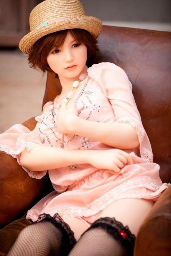 Vẻ đẹp 'thật hơn cả một người vợ' của búp bê tình dục Nhật - ảnh 5