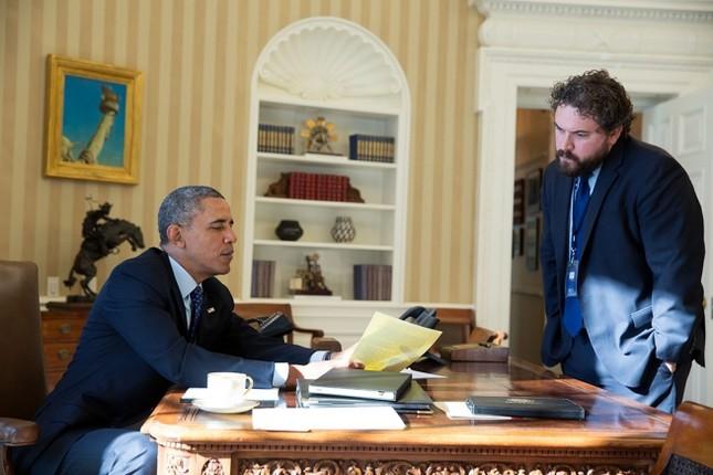 Gặp gỡ người chắp bút cho Thông điệp liên bang của Tổng thống Mỹ - ảnh 3