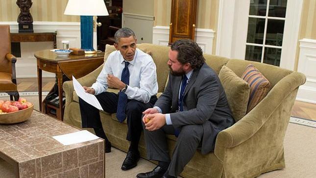 Gặp gỡ người chắp bút cho Thông điệp liên bang của Tổng thống Mỹ - ảnh 2
