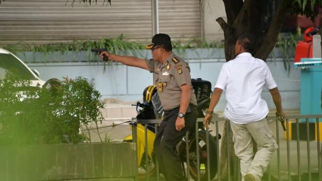 Vụ nổ liên hoàn tại Indonesia qua lời kể của nhân chứng - ảnh 2
