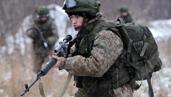 Tính năng đặc biệt bộ quân phục 'chiến binh tương lai' của Nga - ảnh 1