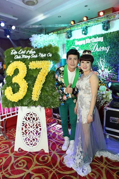 Đại gia Thái Bình chi tiền tỷ mời 50 ca sĩ trong tiệc sinh nhật vợ - ảnh 5